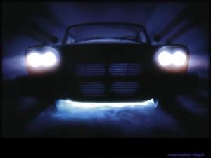 Imagen de un auto atropellador