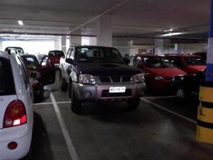 Un ejemplo de _como_estacionarse_